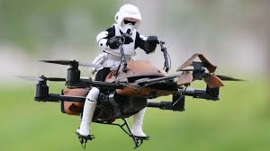 Not Your Ordinary Drones