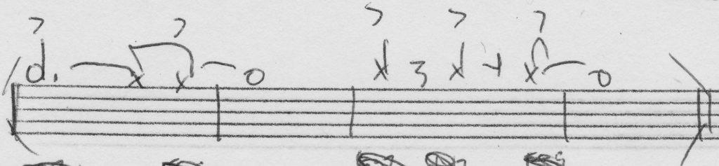 jazz composing