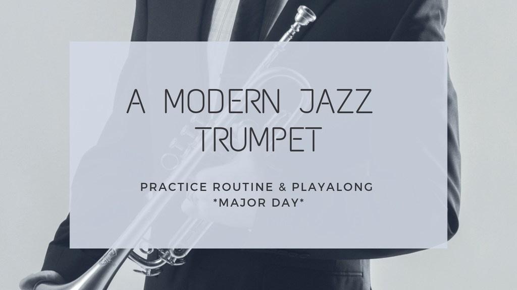 Jazz Practice Routine