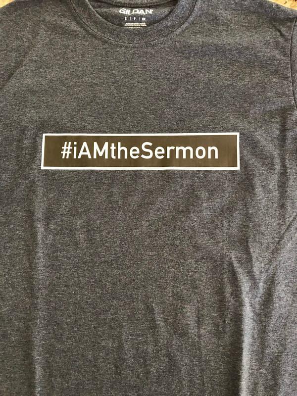 iAmtheSermon T-shirt