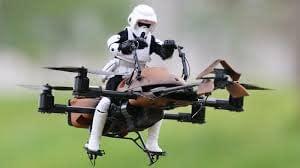 jazz drones
