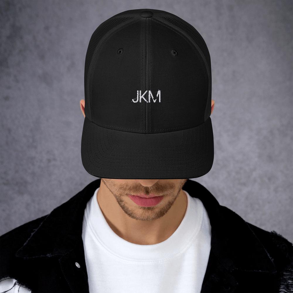 JKM-Web-CompactWHITEOUTLINE_mockup_Front_Mens_Black